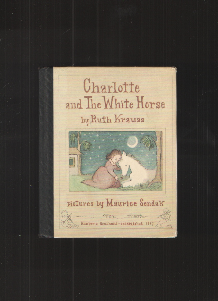 Image for Charlotte and The White Horse