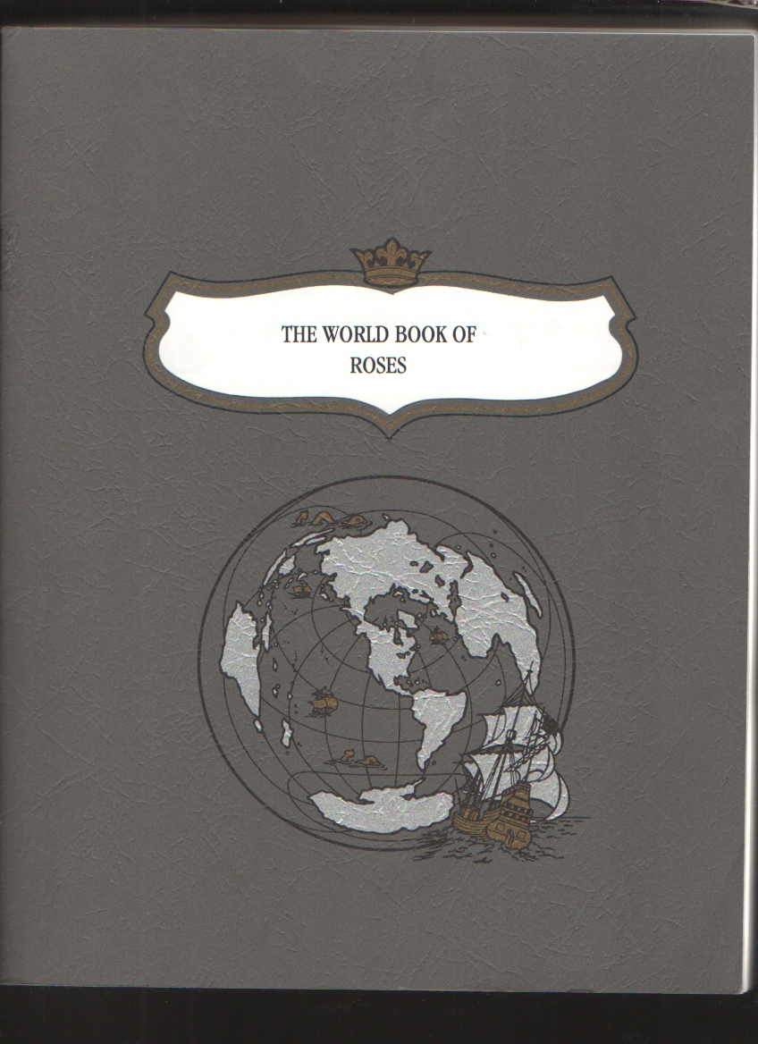 Image for The World Book of Roses