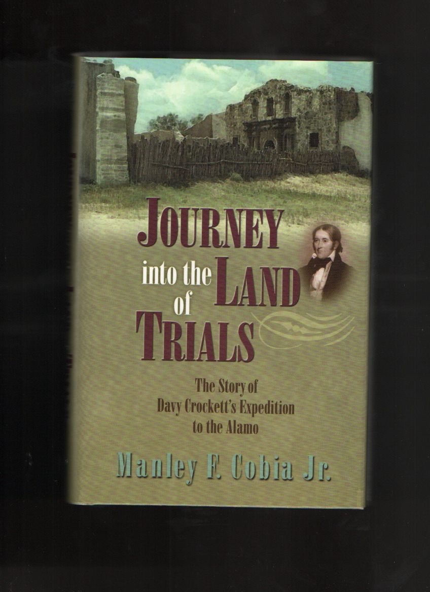 Image for Journey into the Land of Trials
