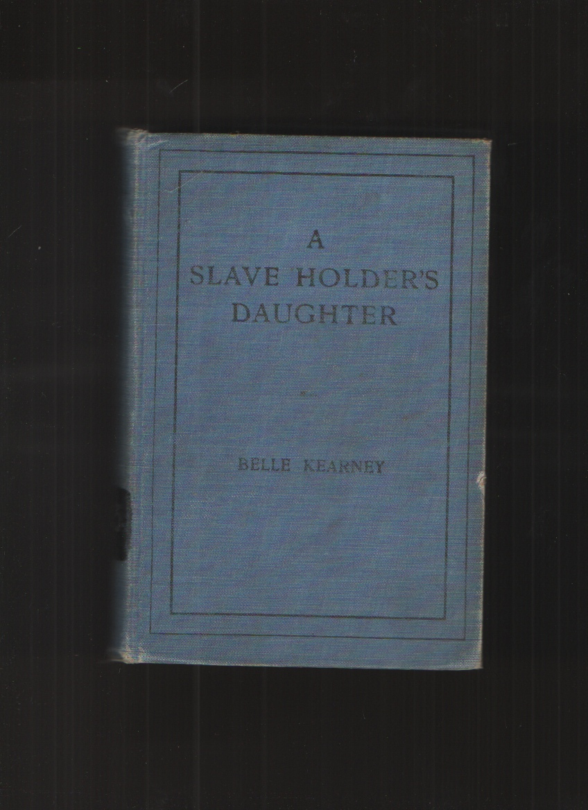 Image for A Slave Holder's Daughter