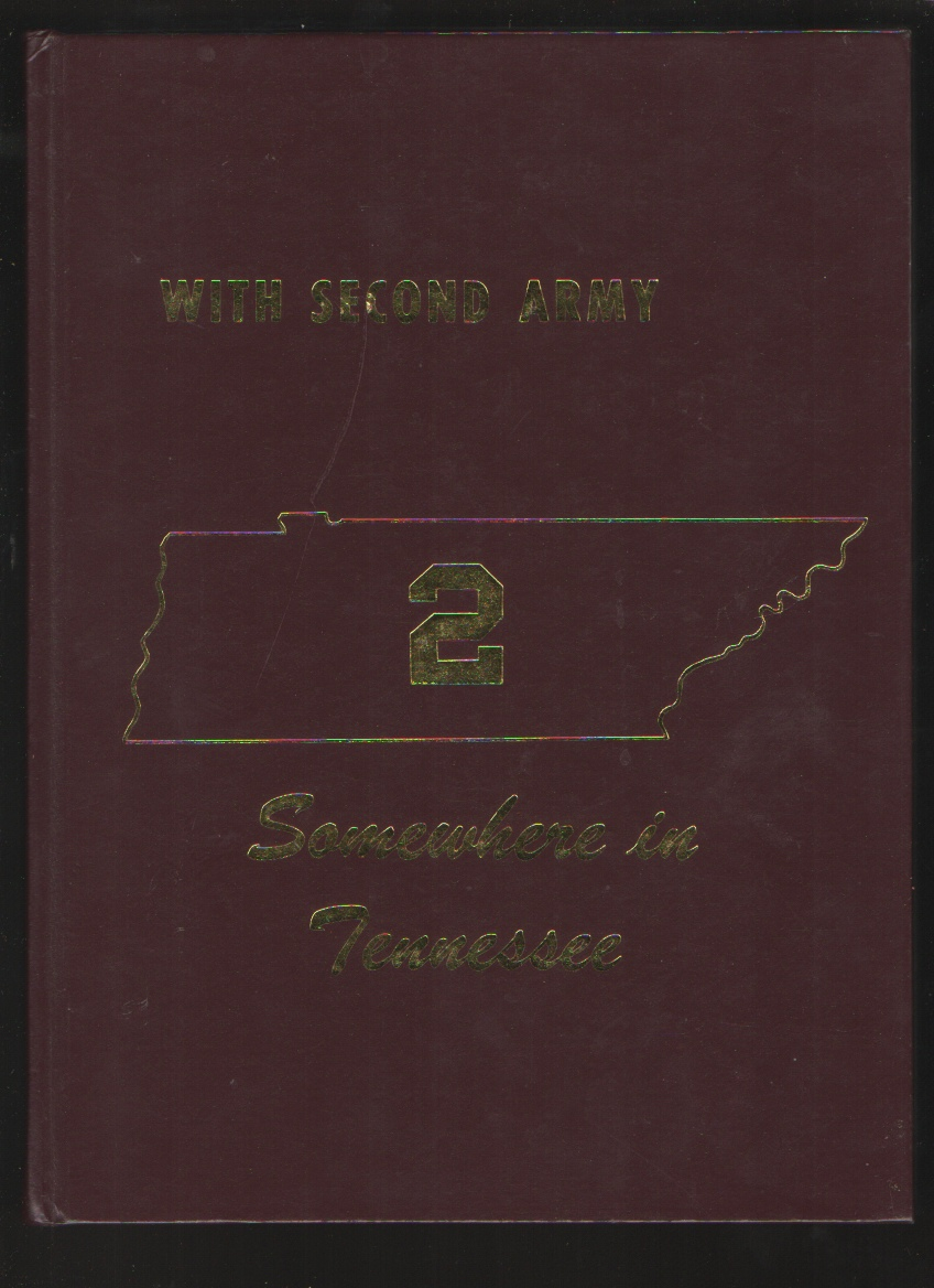 Image for With Second Army Somewhere in Tennessee