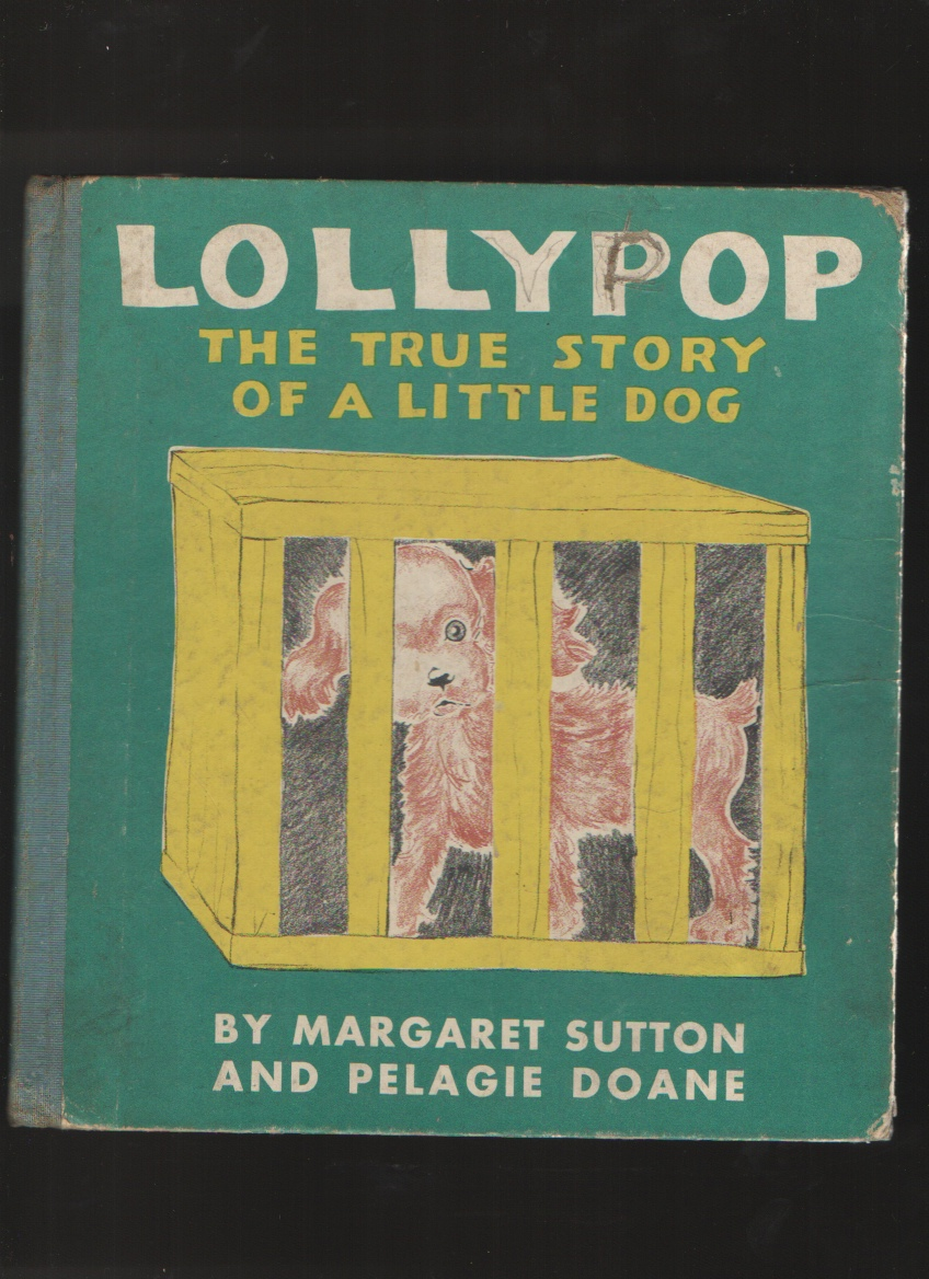 Image for Lollypop;  The true story of a little dog