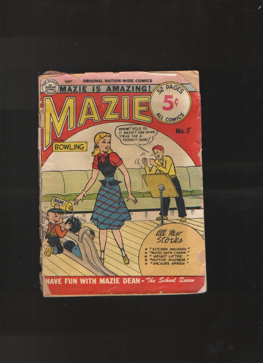 Image for Mazie No. 5