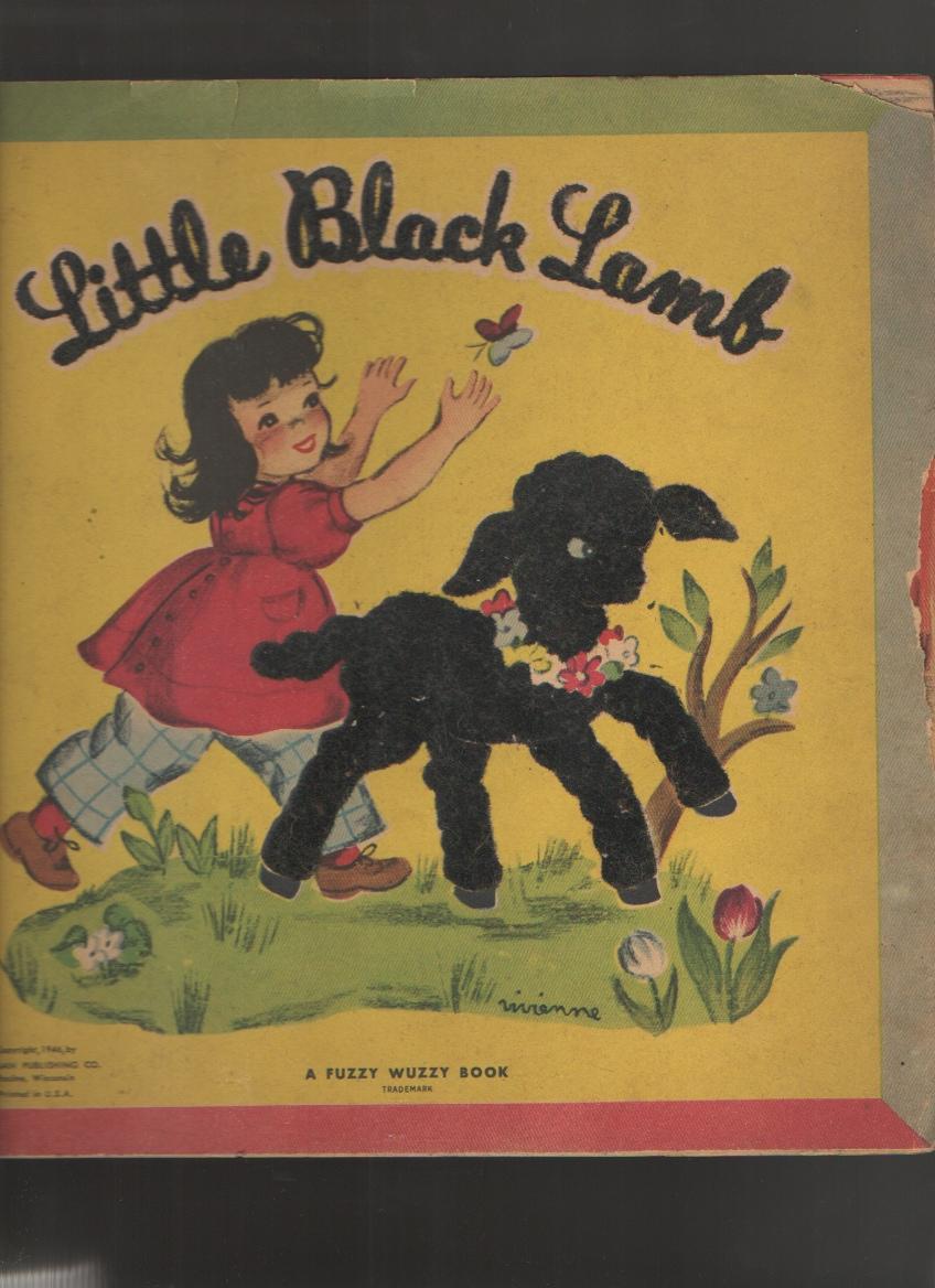 Image for LITTLE BLACK LAMB