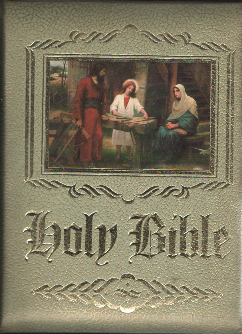 Image for Holy Bible, King James Version, Keepsake Edition