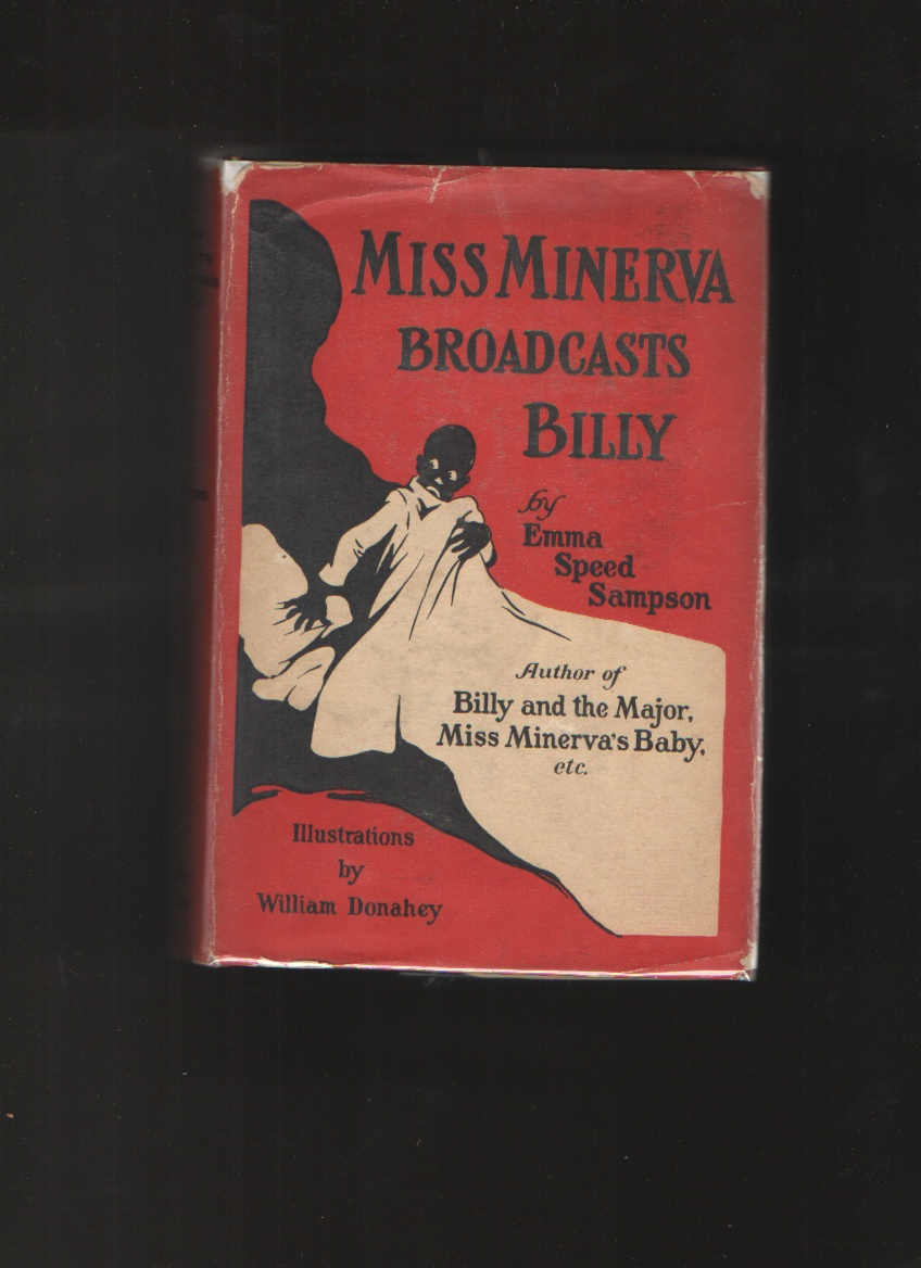 Image for Miss Minerva Broadcasts Billy,