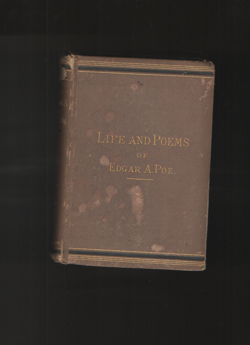 Image for The Life and Poems of Edgar Allan Poe