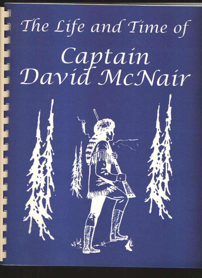 Image for The Life and Time of Captain David Mcnair
