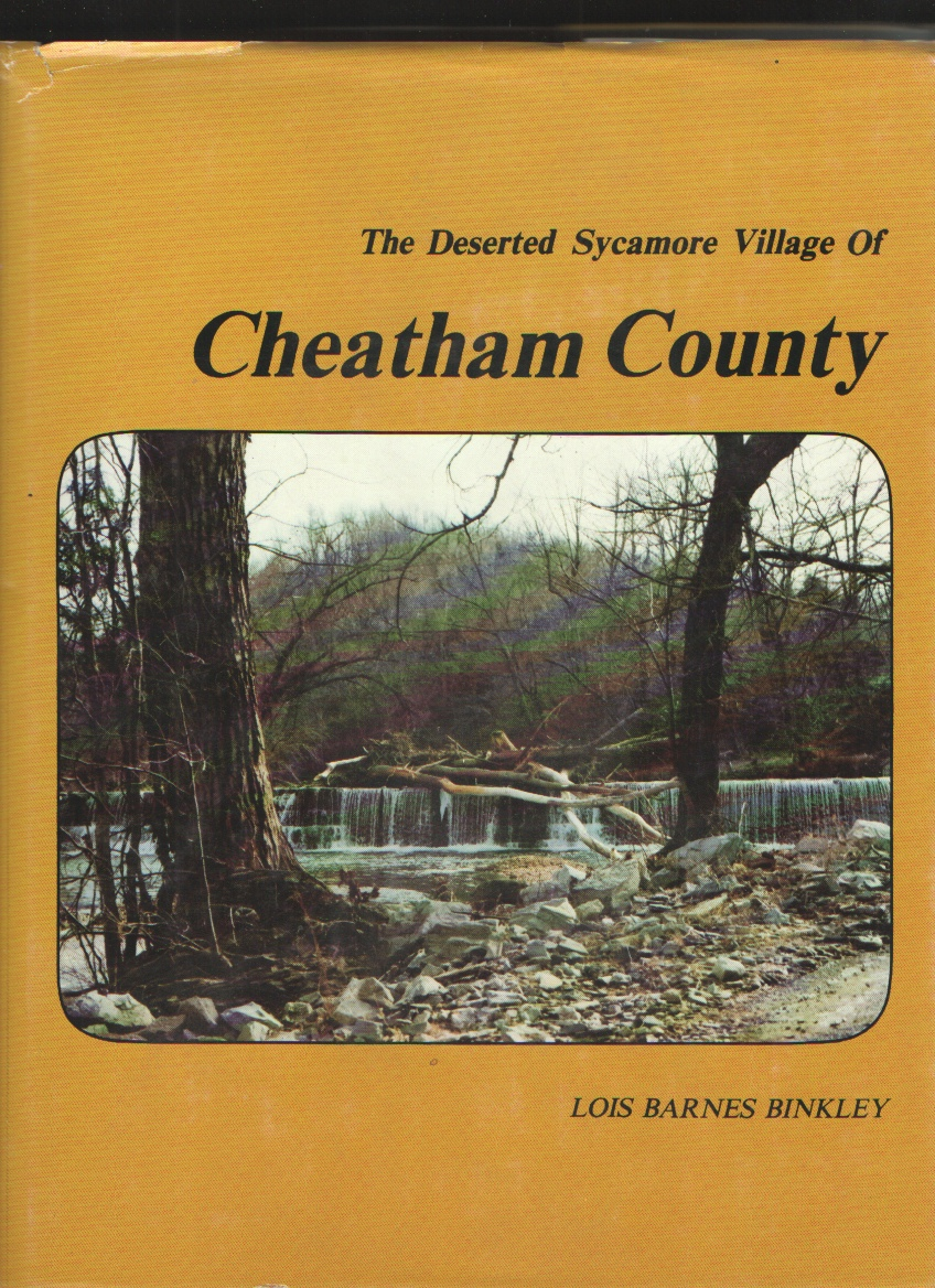 Image for The Deserted Sycamore Village of Cheatham County
