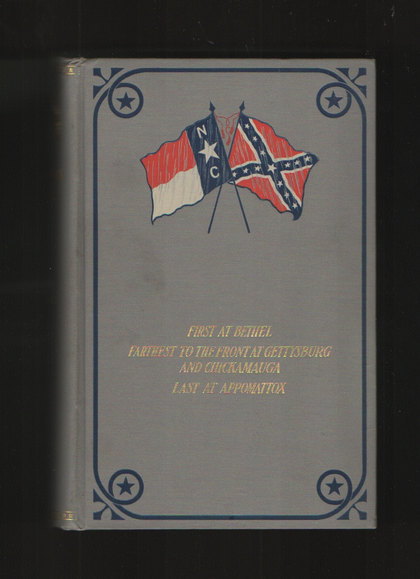 Image for Histories of the Several Regiments and Battalions from North Carolina in the Great War 1861-65, Vol. III