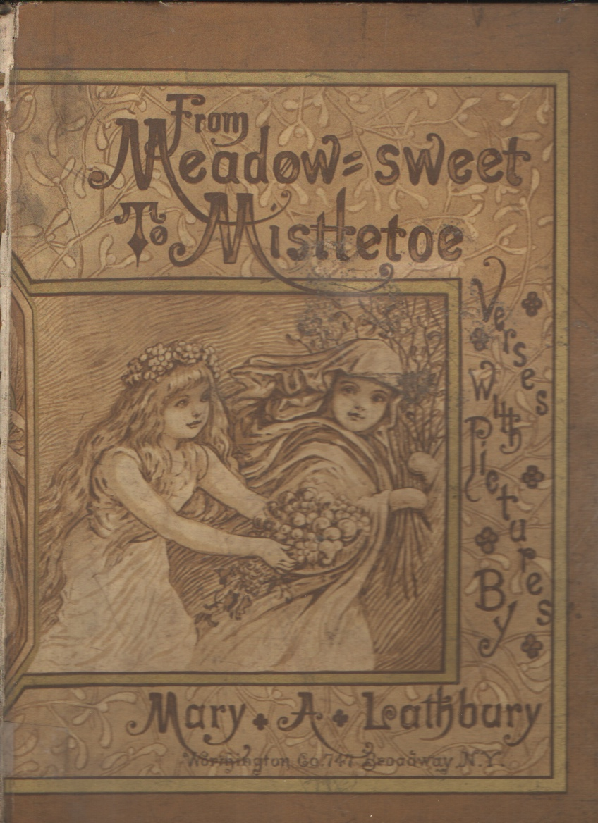Image for From Meadow-Sweet to Mistletoe
