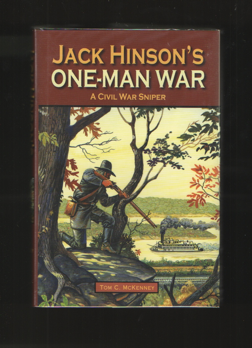 Image for Jack Hinson's One-Man War, A Civil War Sniper