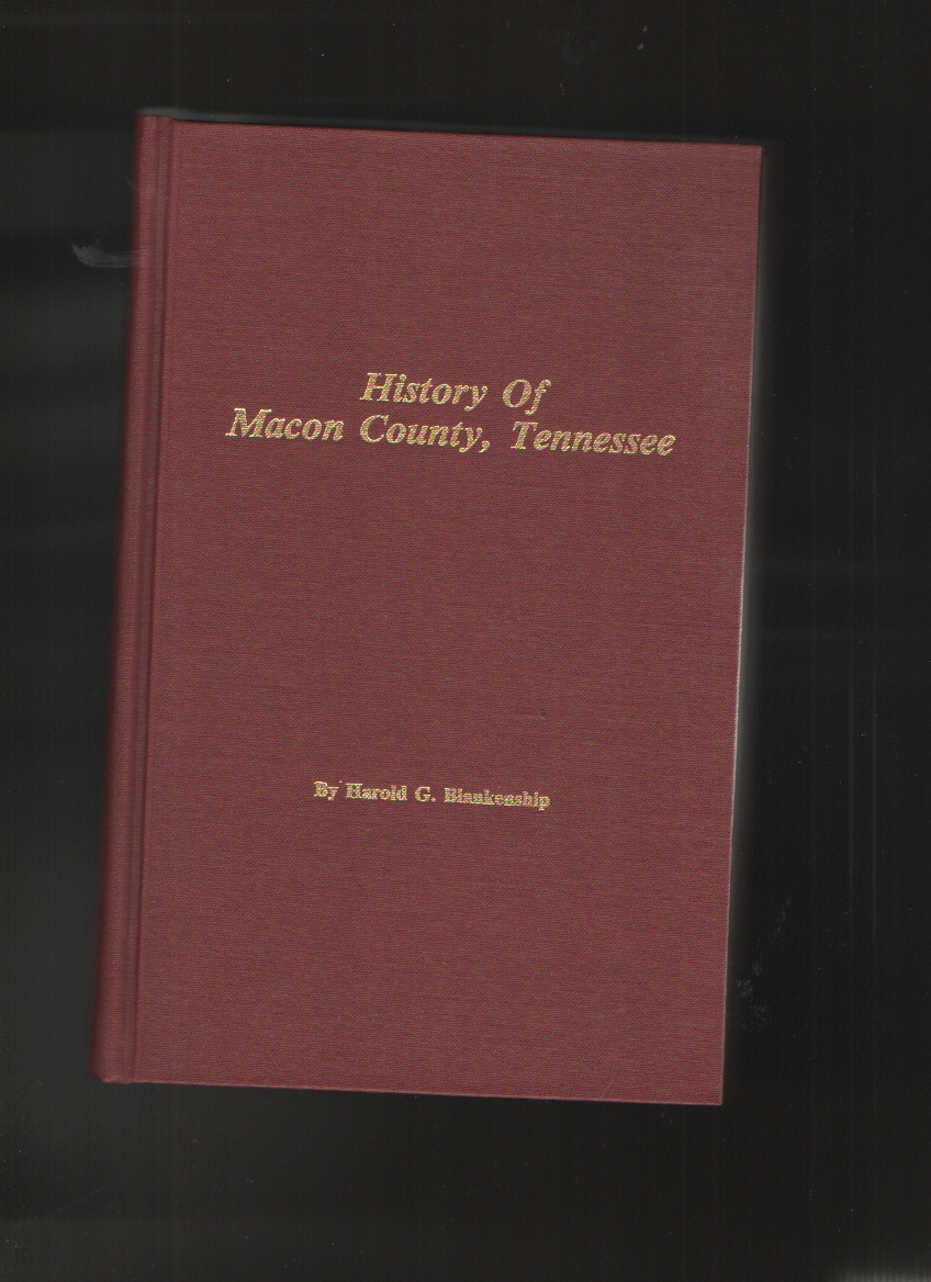 Image for History, Macon County, Tennessee