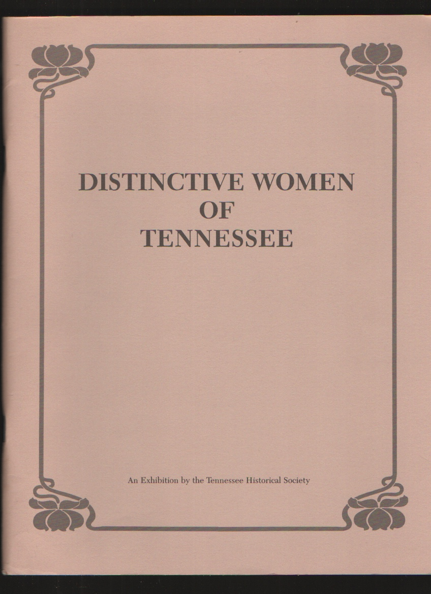 Image for Distinctive Women of Tennessee