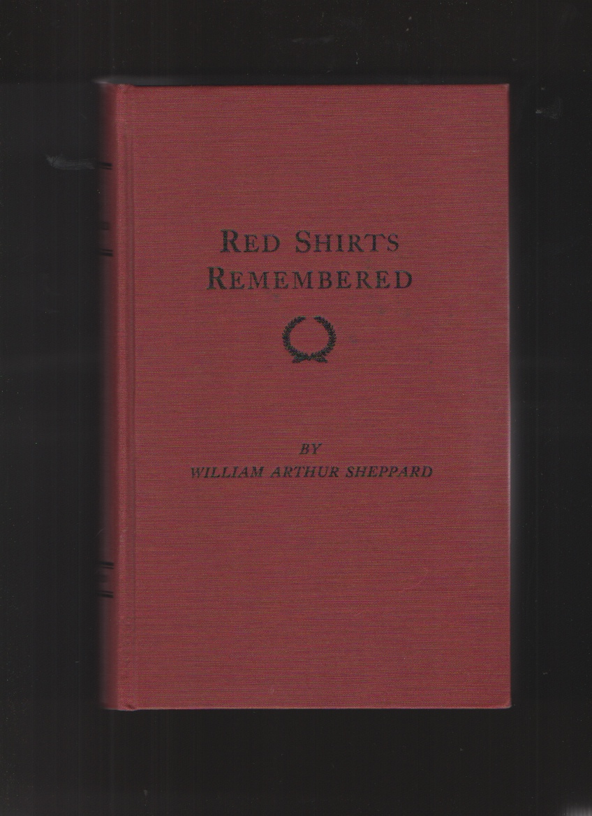 Image for Red Shirts Remembered