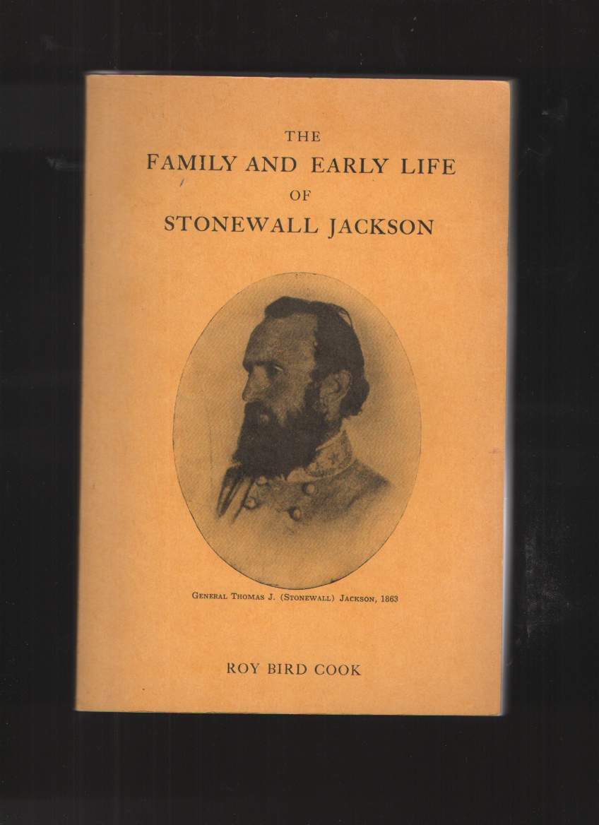Image for The Family and Early Life of Stonewall Jackson