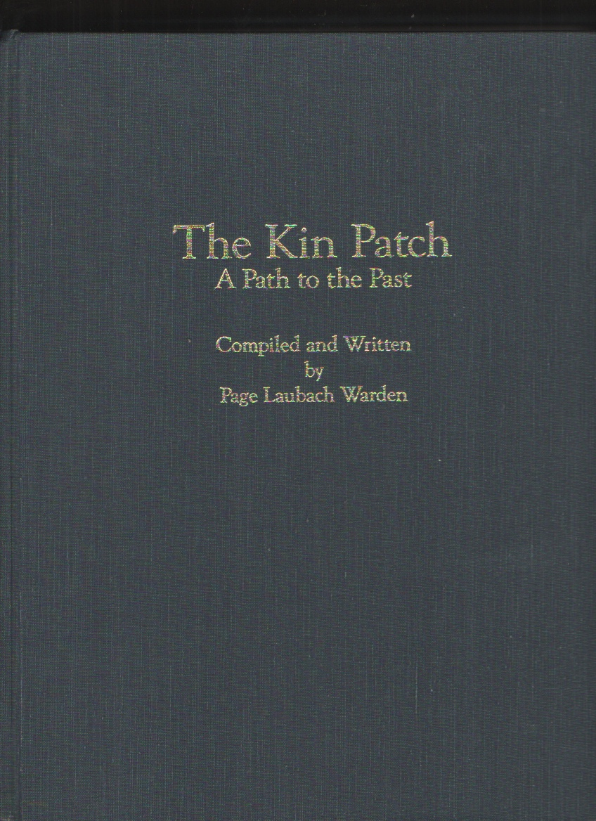 Image for The kin patch  A path to the past