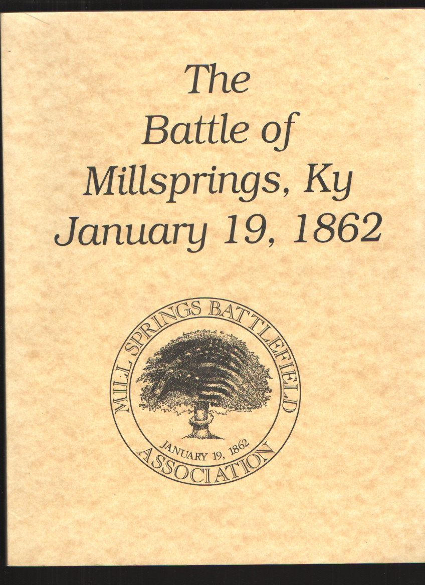 Image for The Battle of Millsprings, KY January 19, 1862