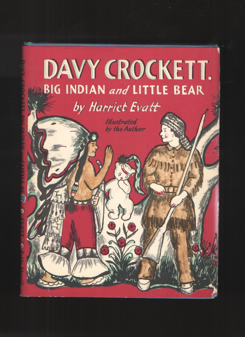 Image for Davy Crockett, Big Indian and Little Bear.