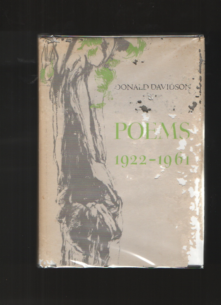Image for Poems 1922-1961