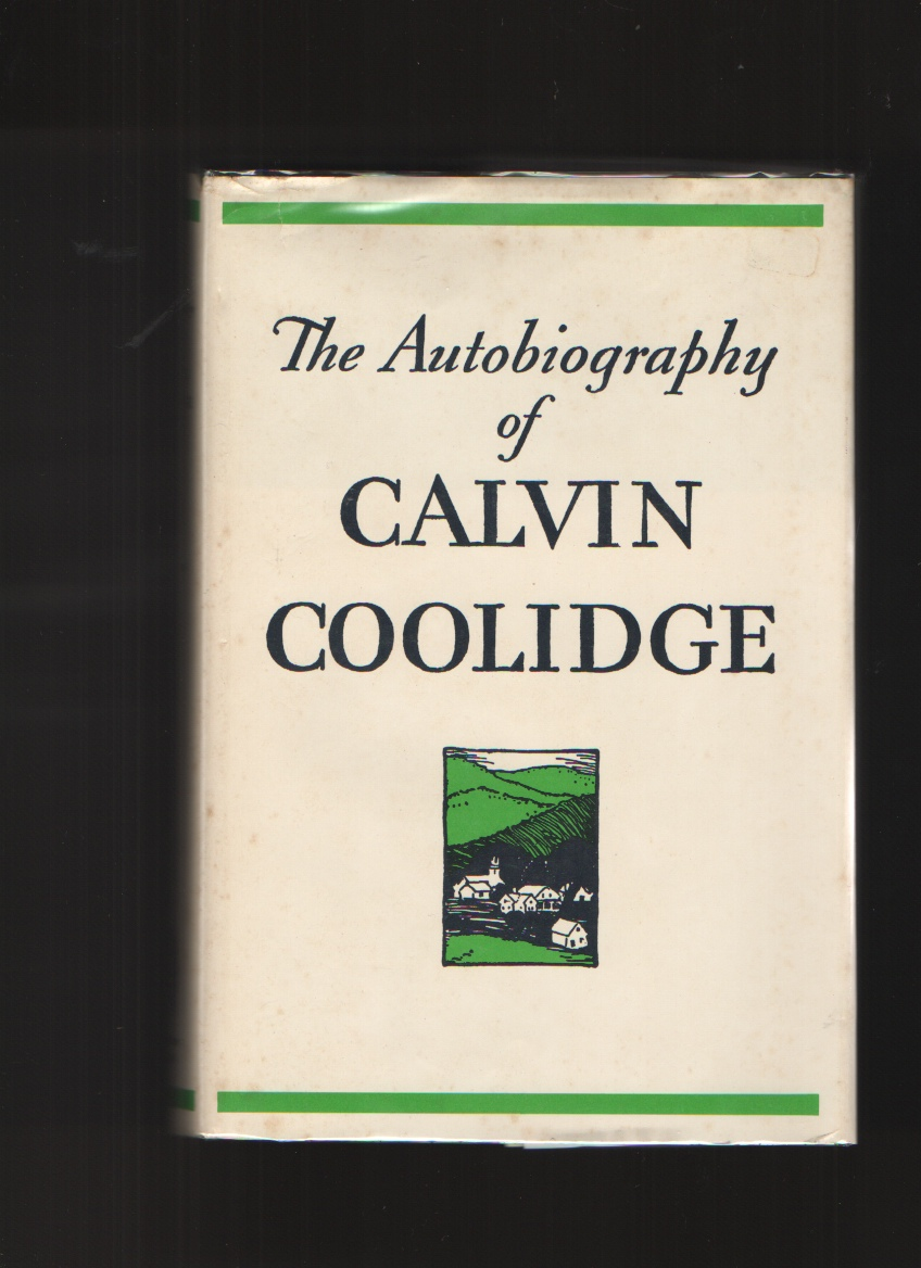 Image for The Autobiography of Calvin Coolidge
