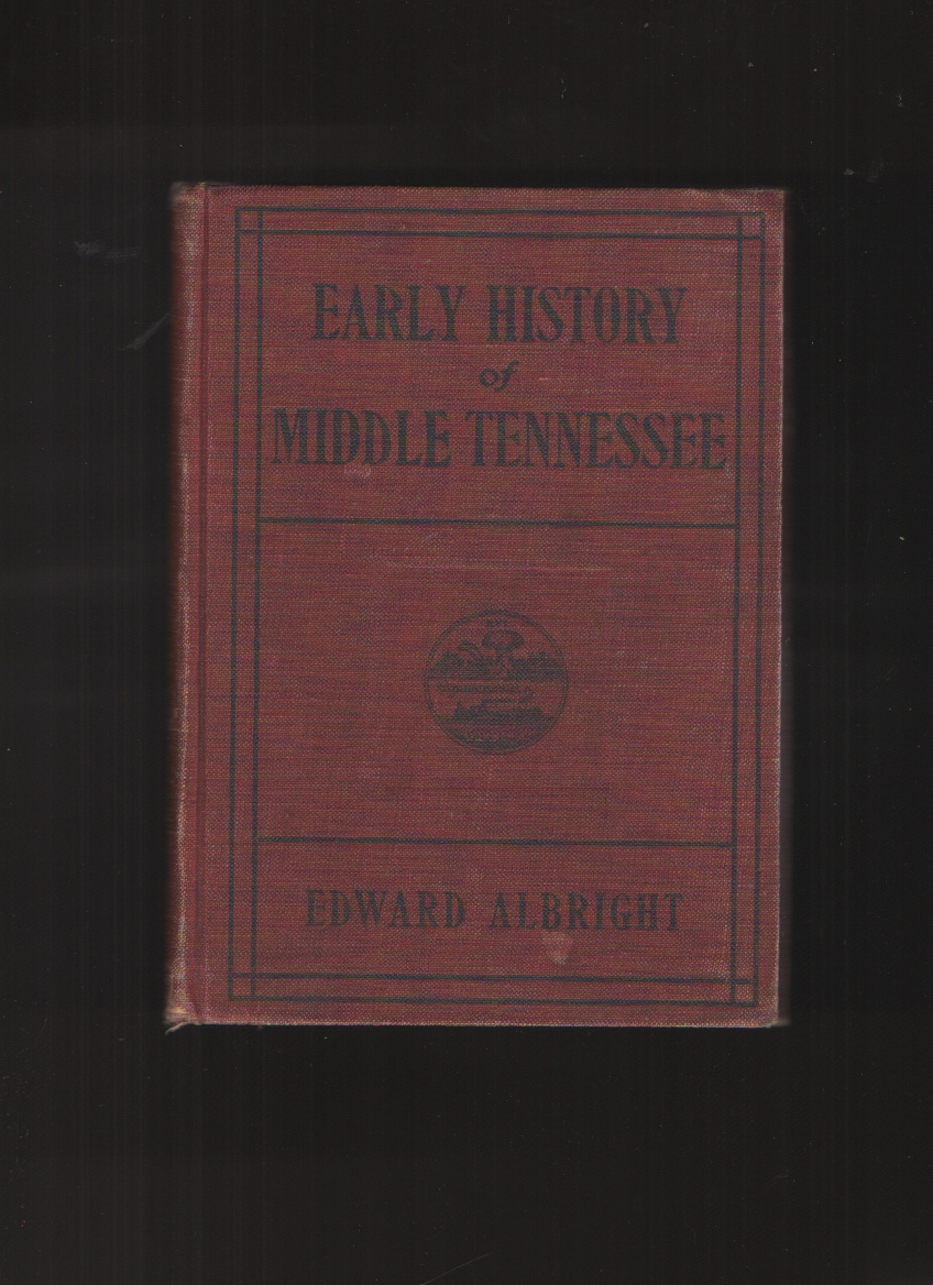 Image for Early History of Middle Tennessee