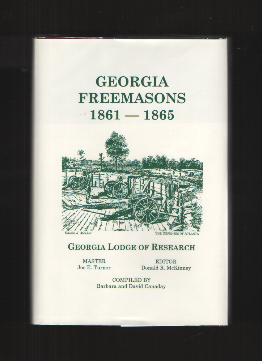 Image for Georgia Freemasons 1861-1865