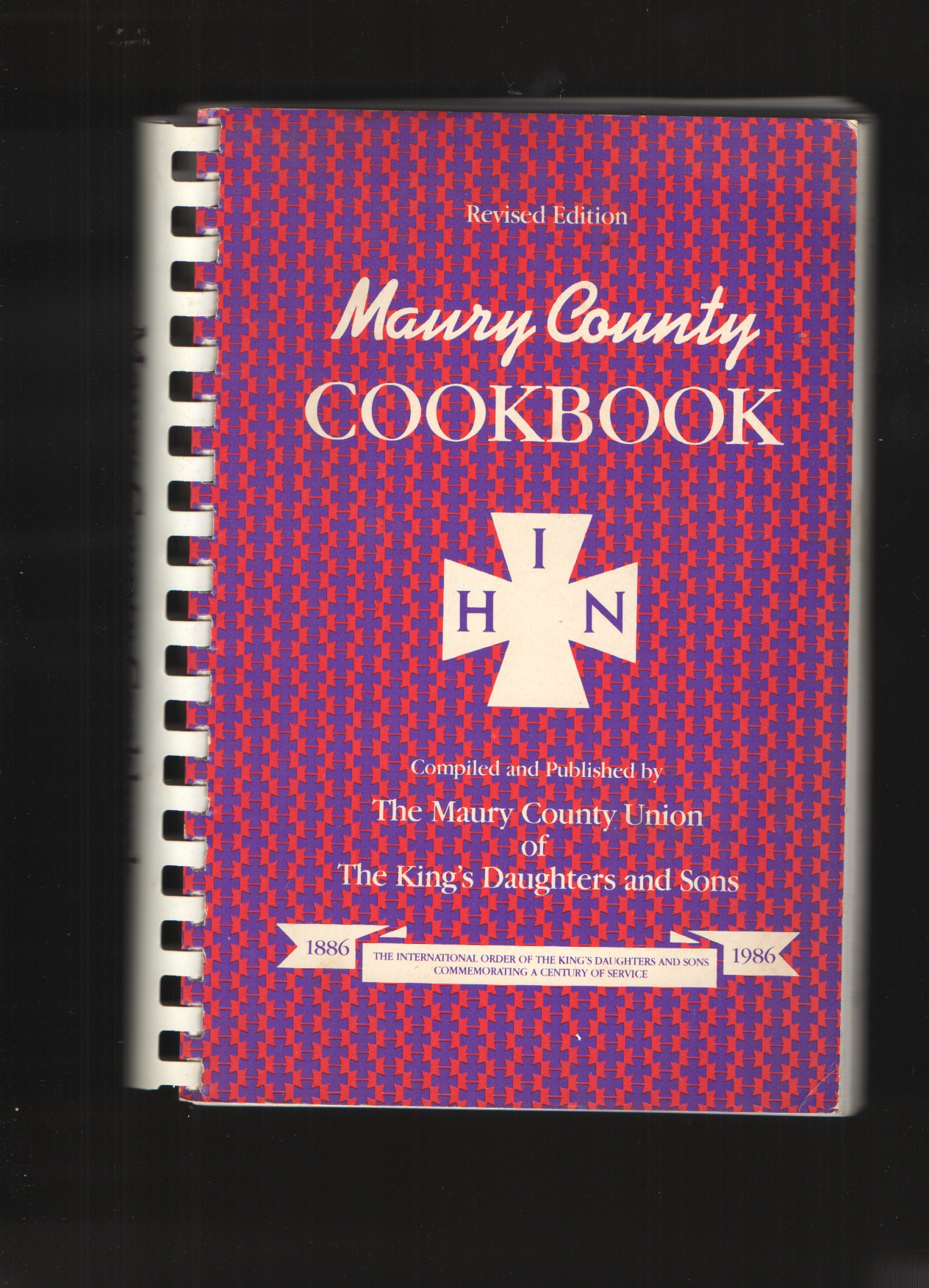 Image for Maury County Cookbook Revised Edition