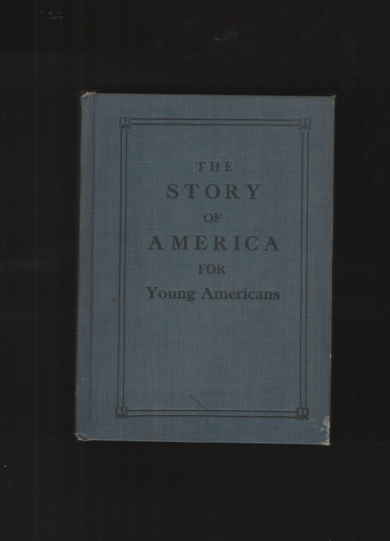 Image for The Story of American for Young Americans