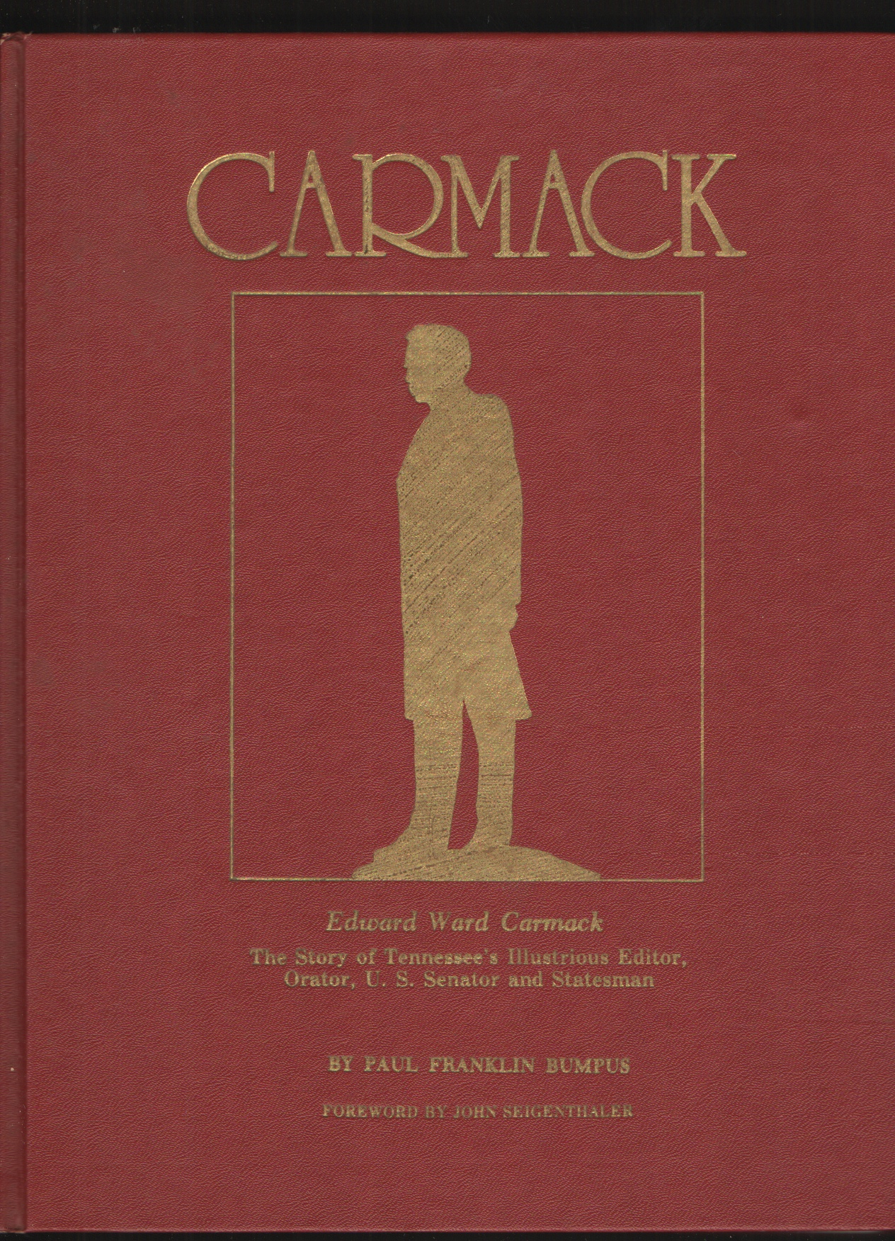 Image for Carmack Edward Ward Carmack