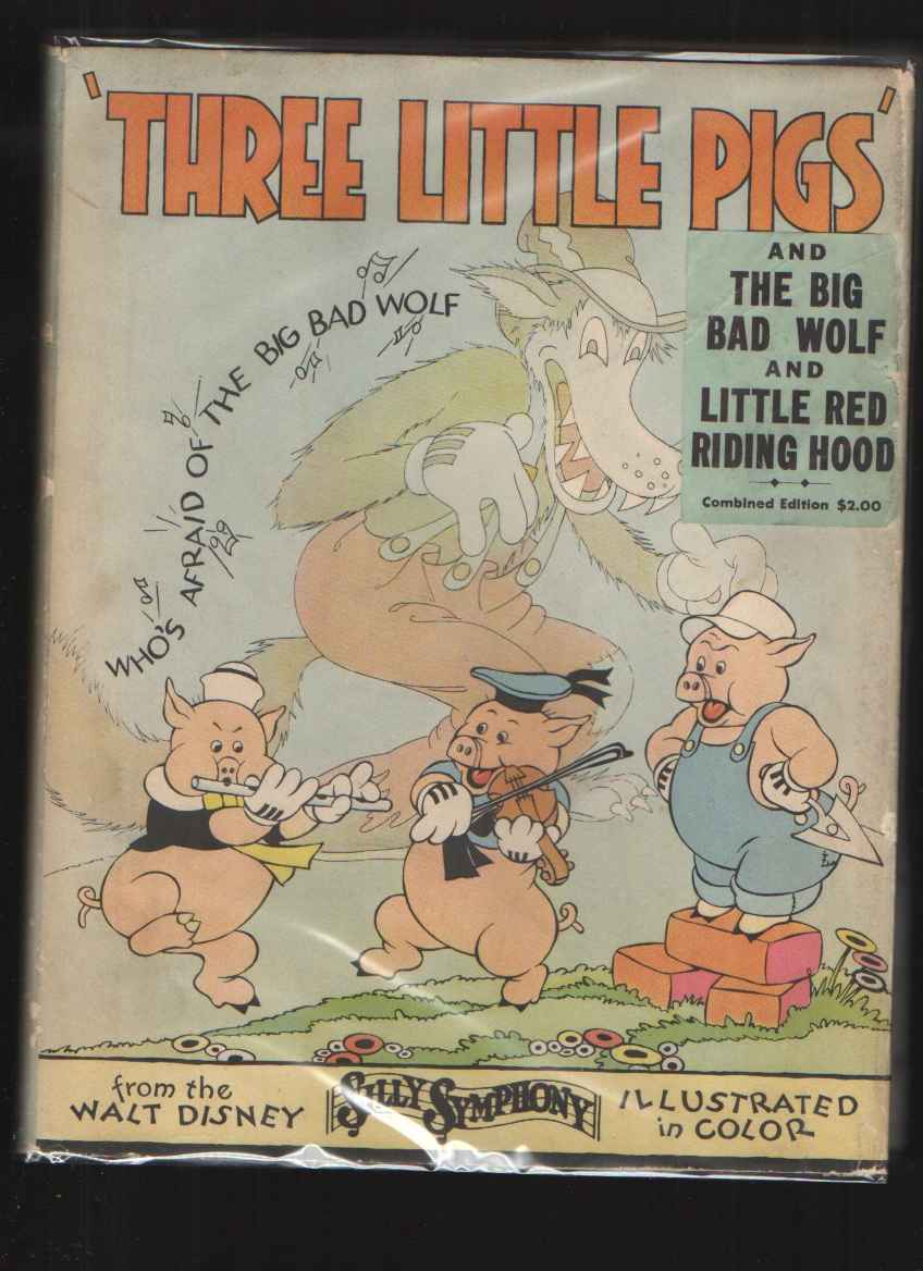 Image for Three Little Pigs and the Big Bad Wolf and Little Red Riding Hood