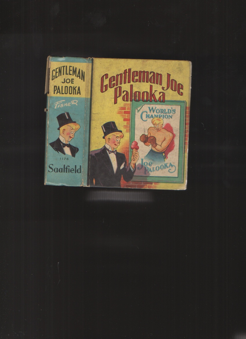Image for Gentleman Joe Palooka