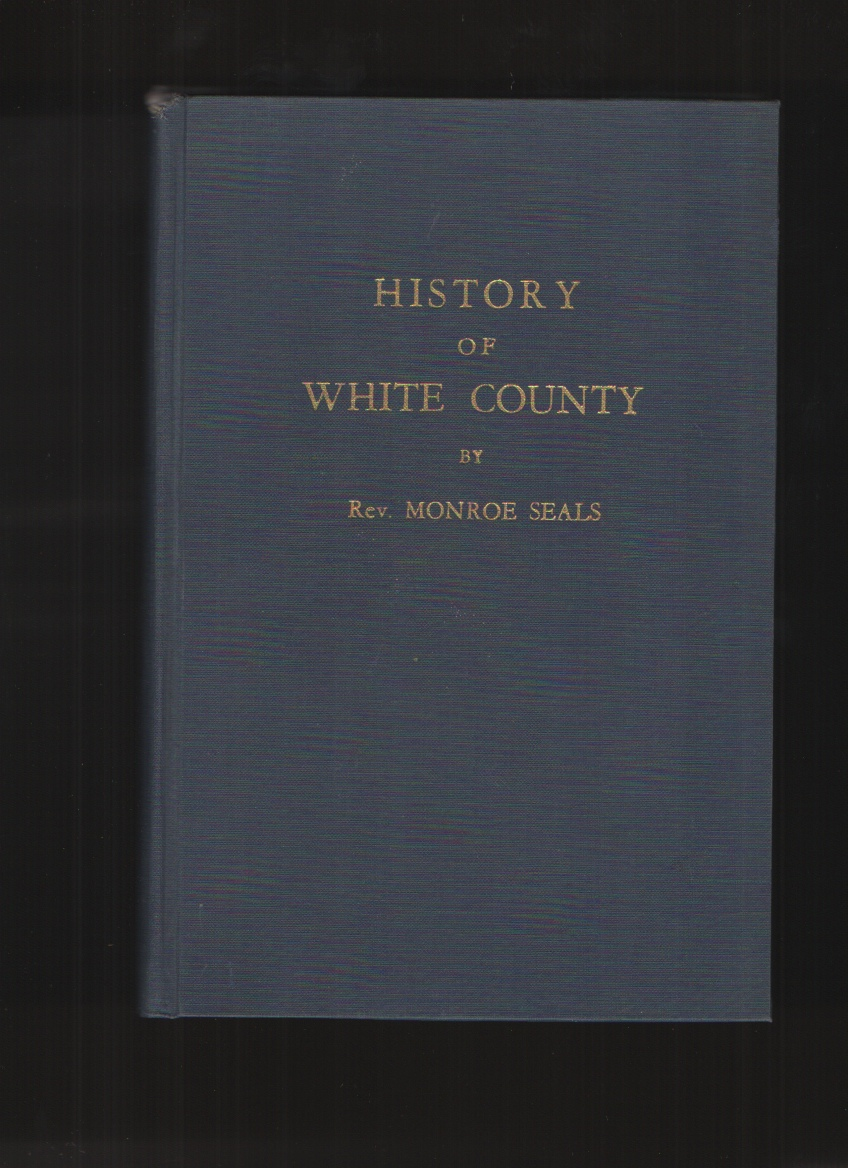 Image for History of White County