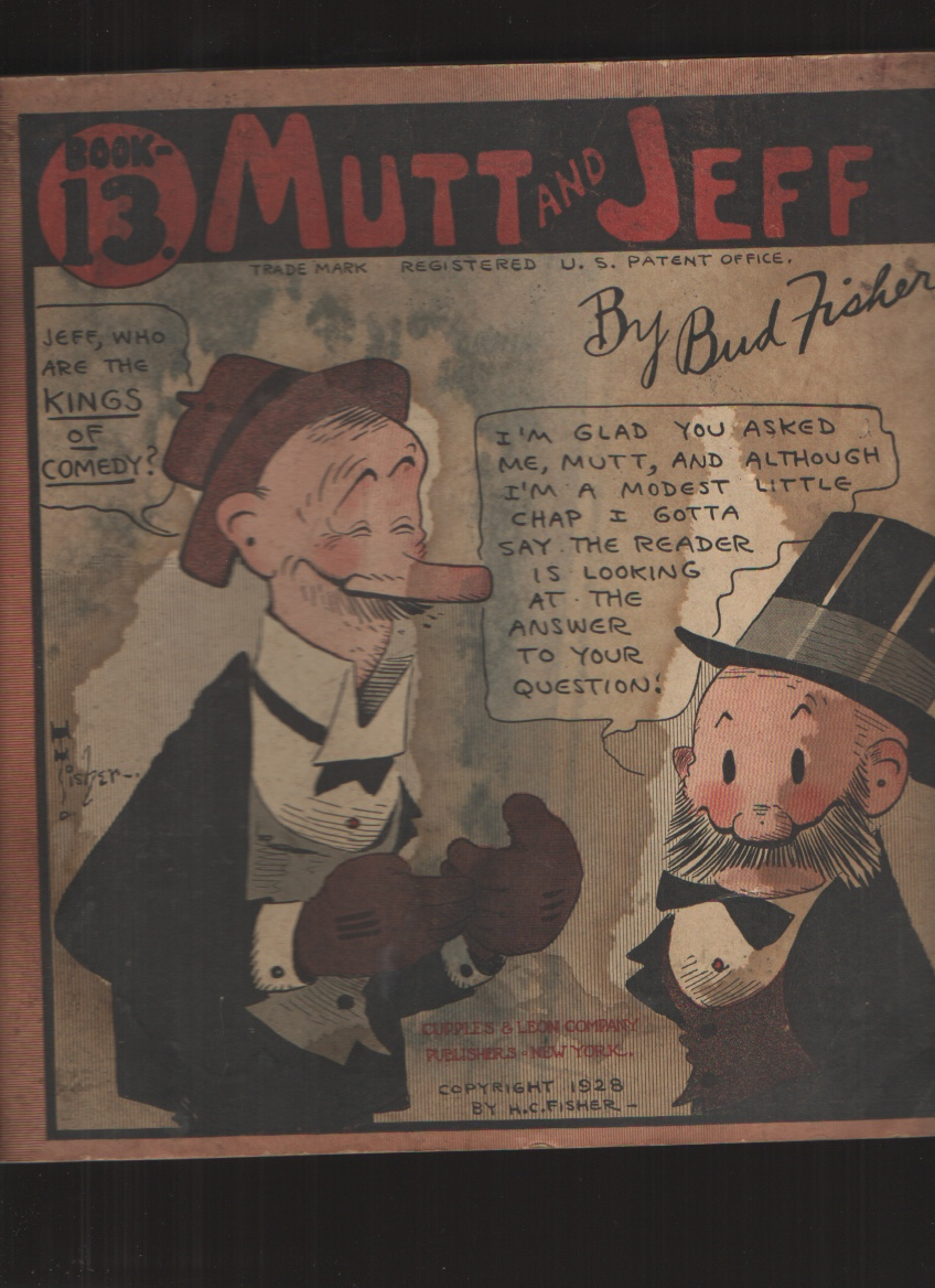 Image for Mutt and Jeff Book 13