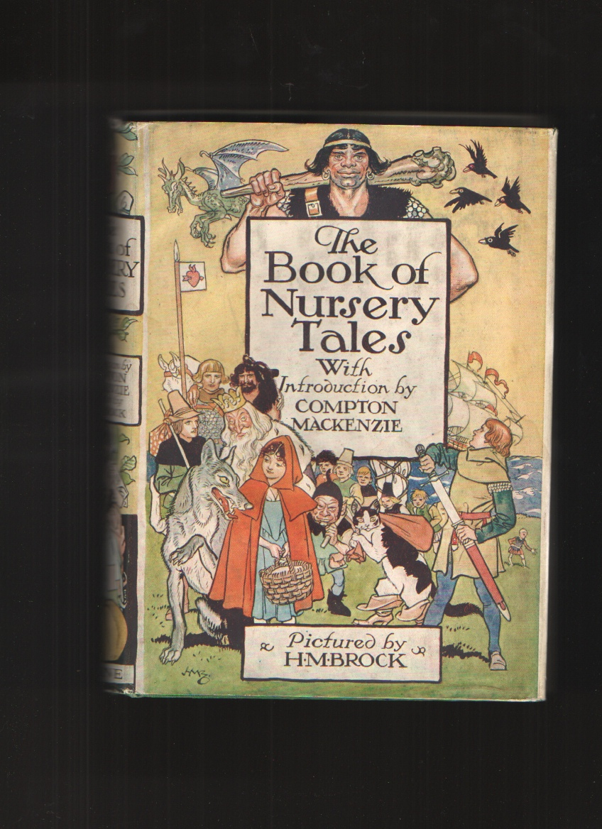 Image for The Book of Nursery Tales