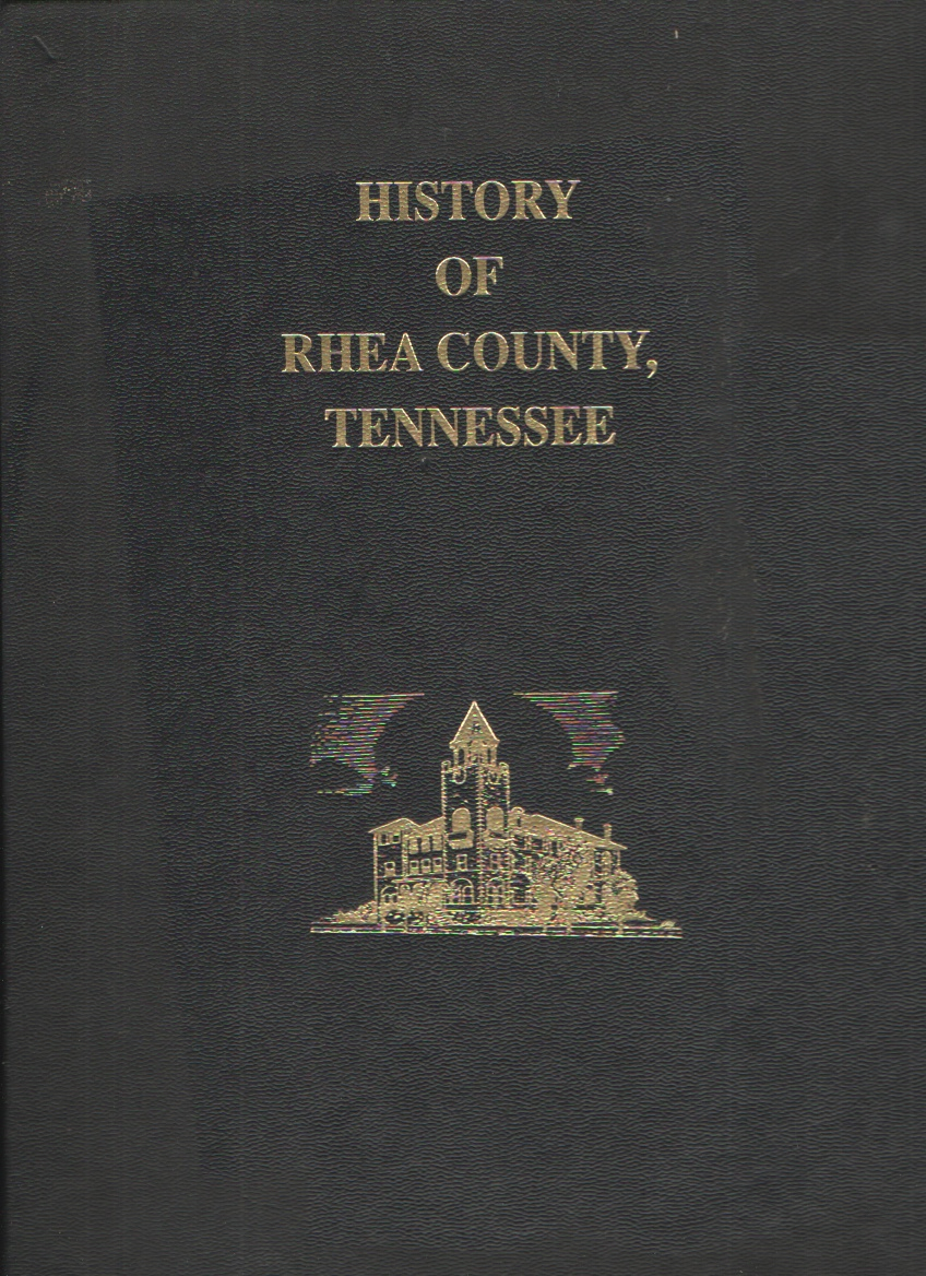 Image for History of Rhea County, Tennessee