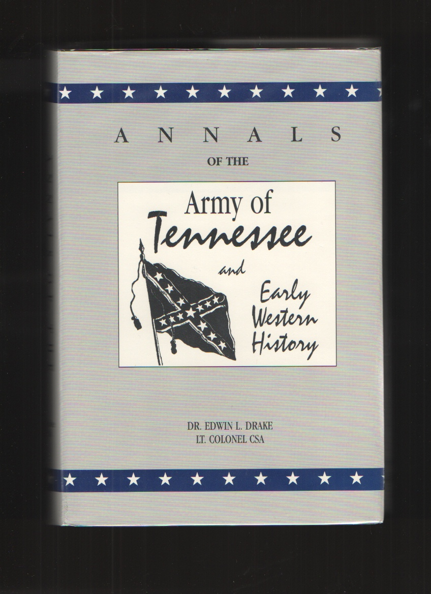 Image for Annals of the Army of Tennessee and Early Estern History
