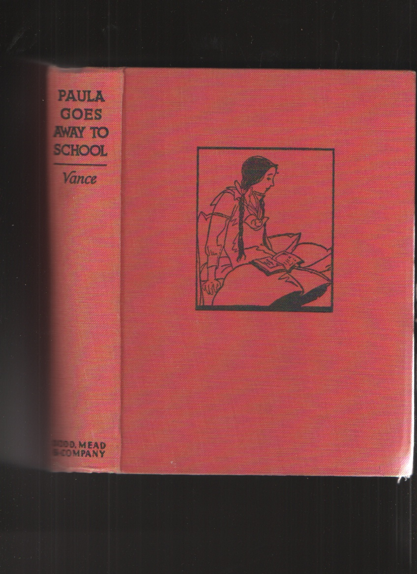 Image for Paula Goes Away to School