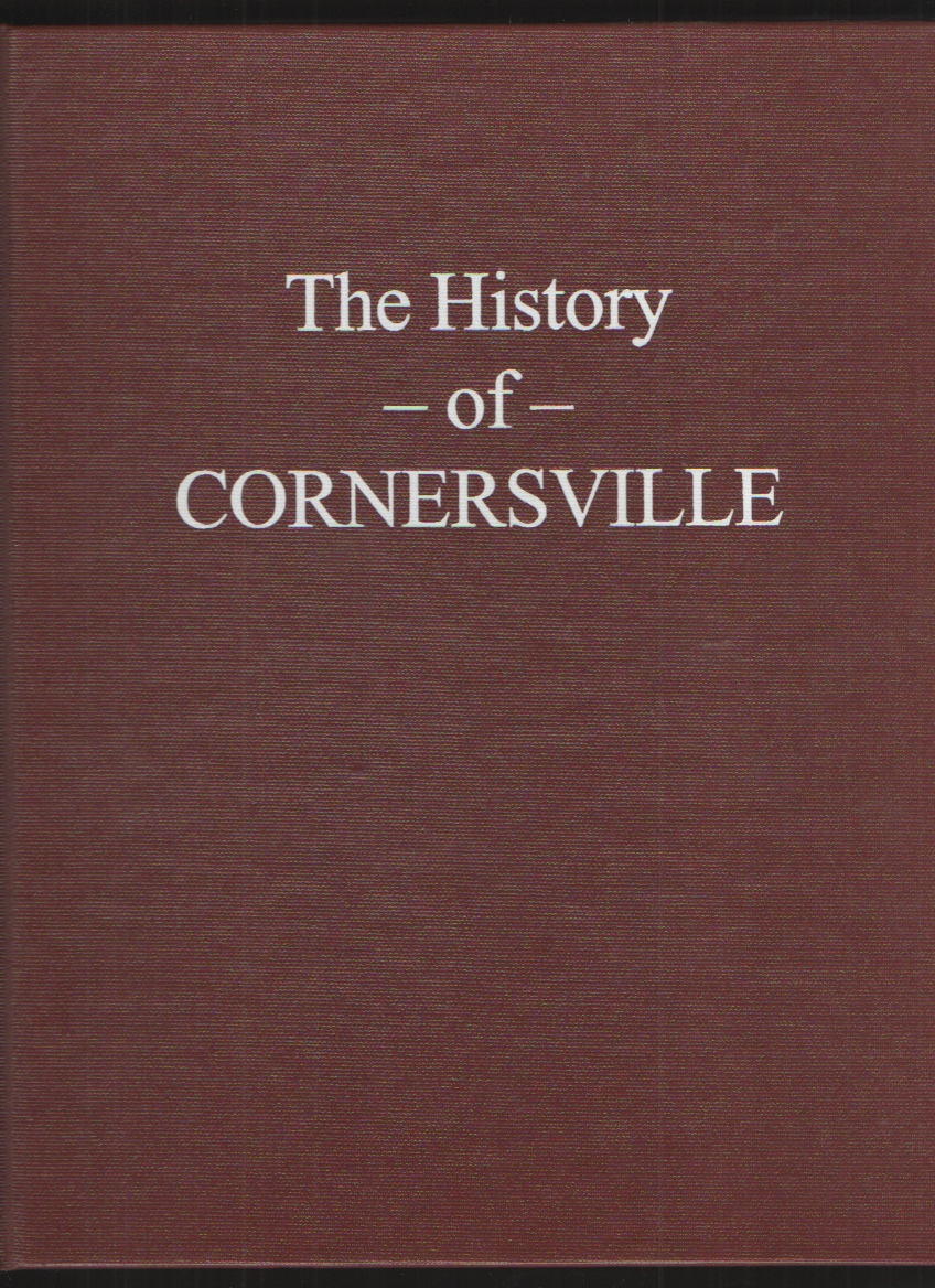 Image for The History of Cornersville (Marshall County, TN)