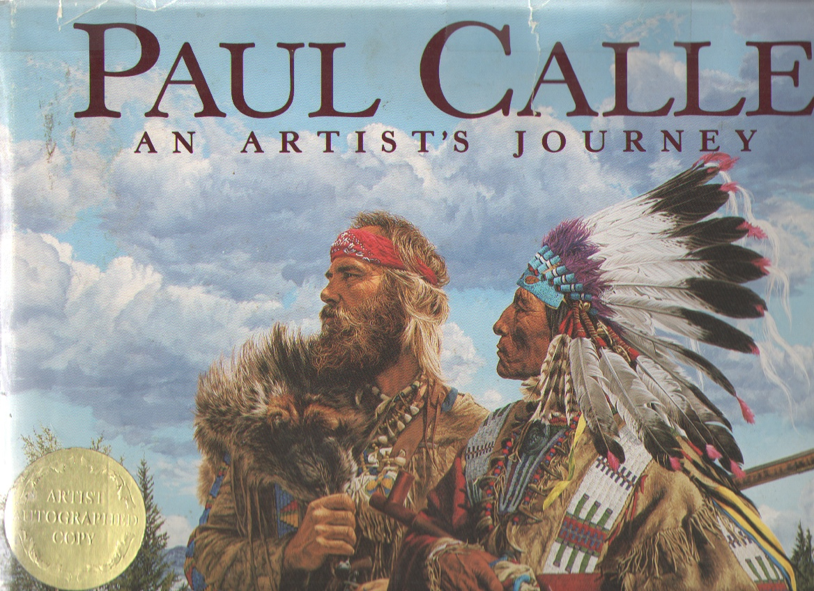 Image for Paul Calle  An Artist's Journey
