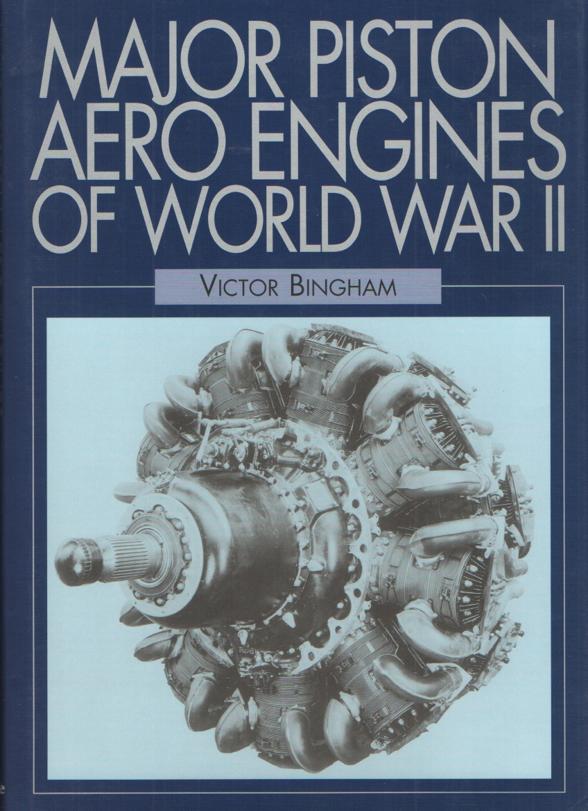 Image for Major Piston Aero Engines of WWII
