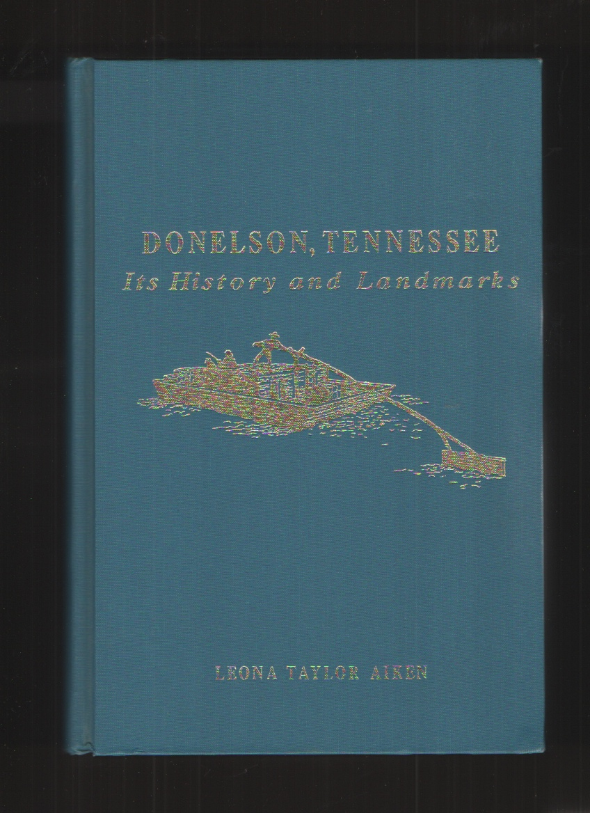 Image for Donelson, Tennessee  It's History and Landmarks