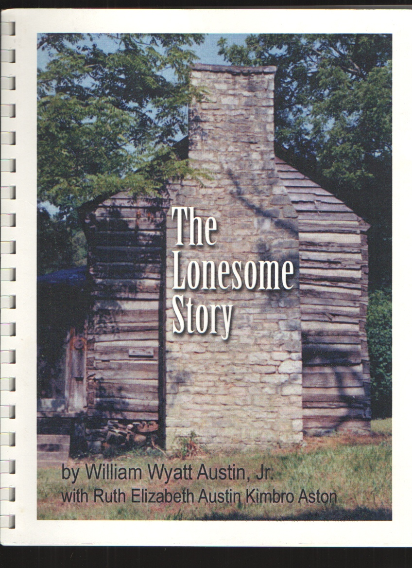 Image for The Lonesome Story Burns,Tennessee