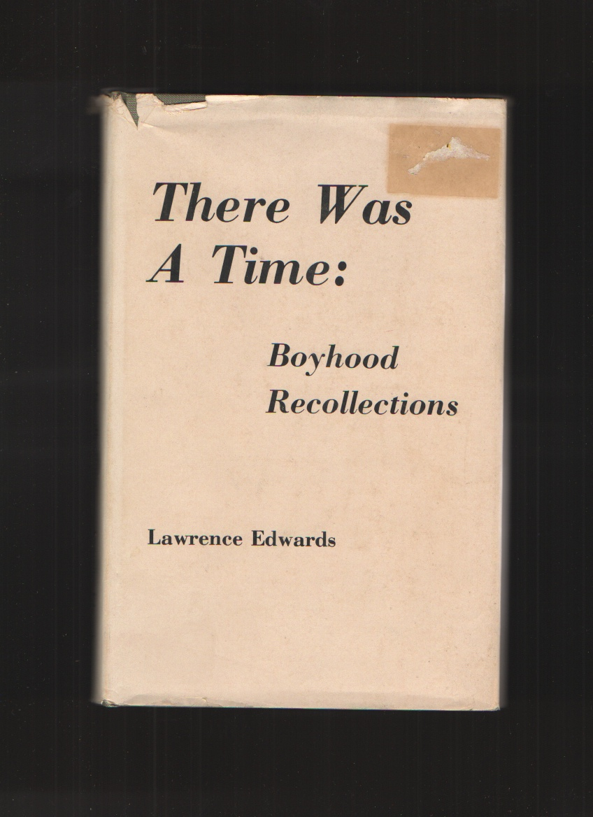 Image for There was a time  Boyhood recollections