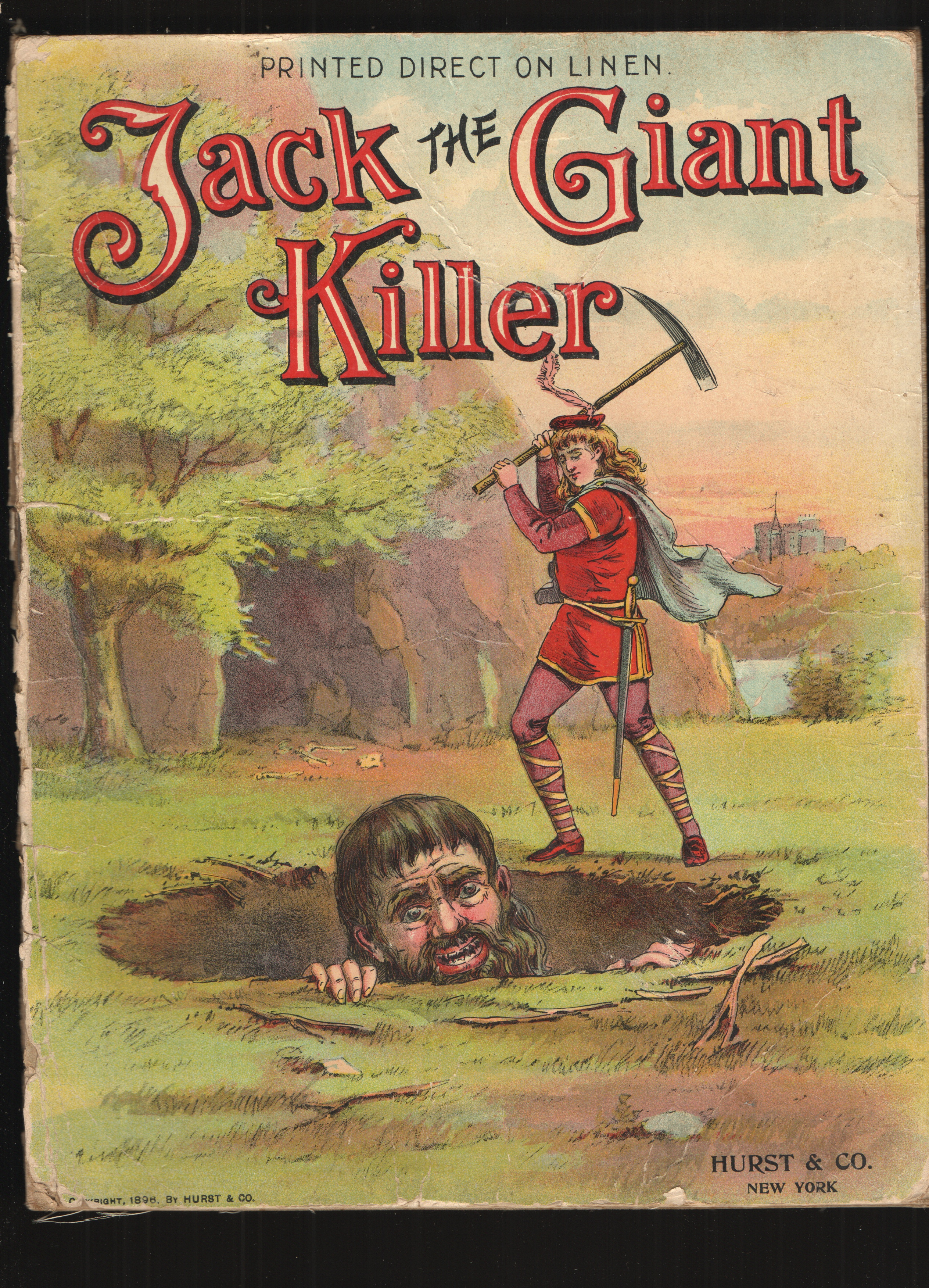 Image for Jack the Giant Killer