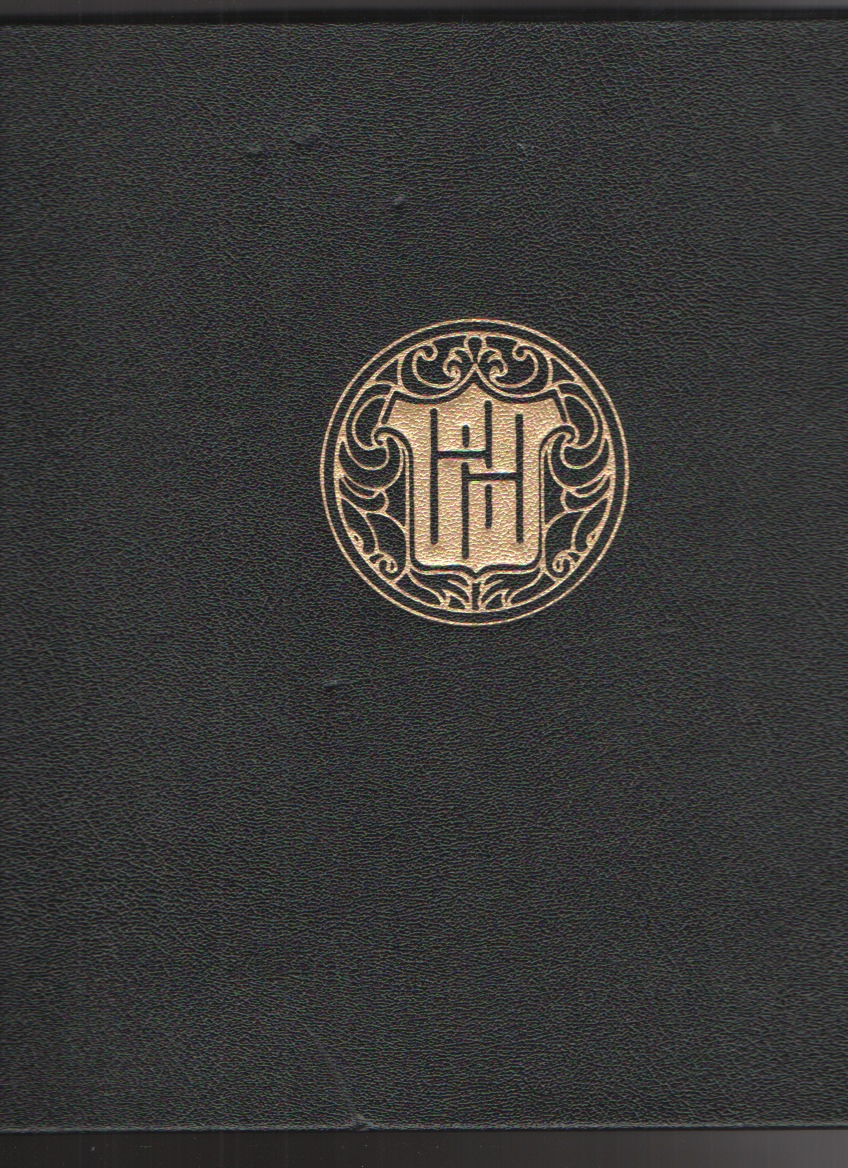 Image for The Hermitage At One Hundred - Deluxe Leather Bound in Slipcase
