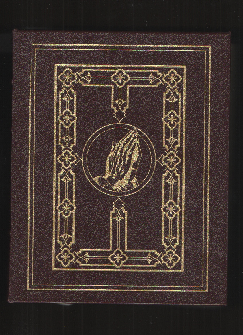 Image for The Leather-Bound Treasury of Prayers