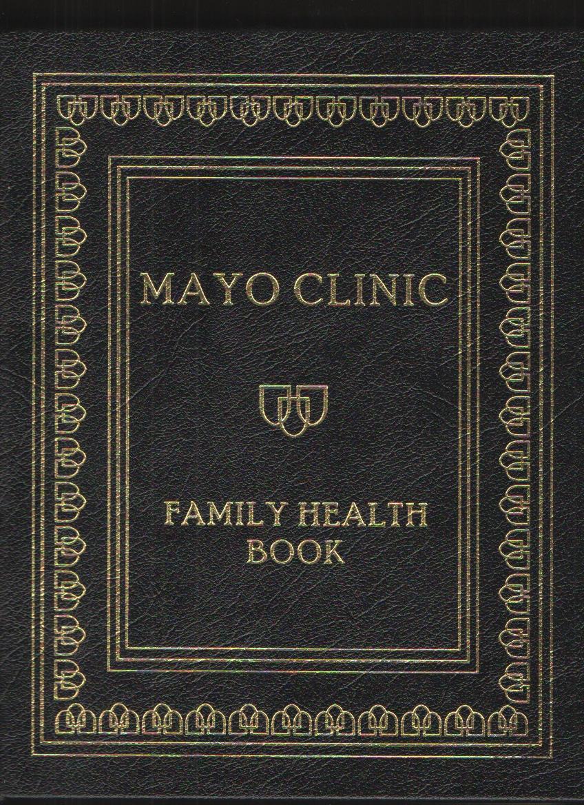 Mayo Clinic Book