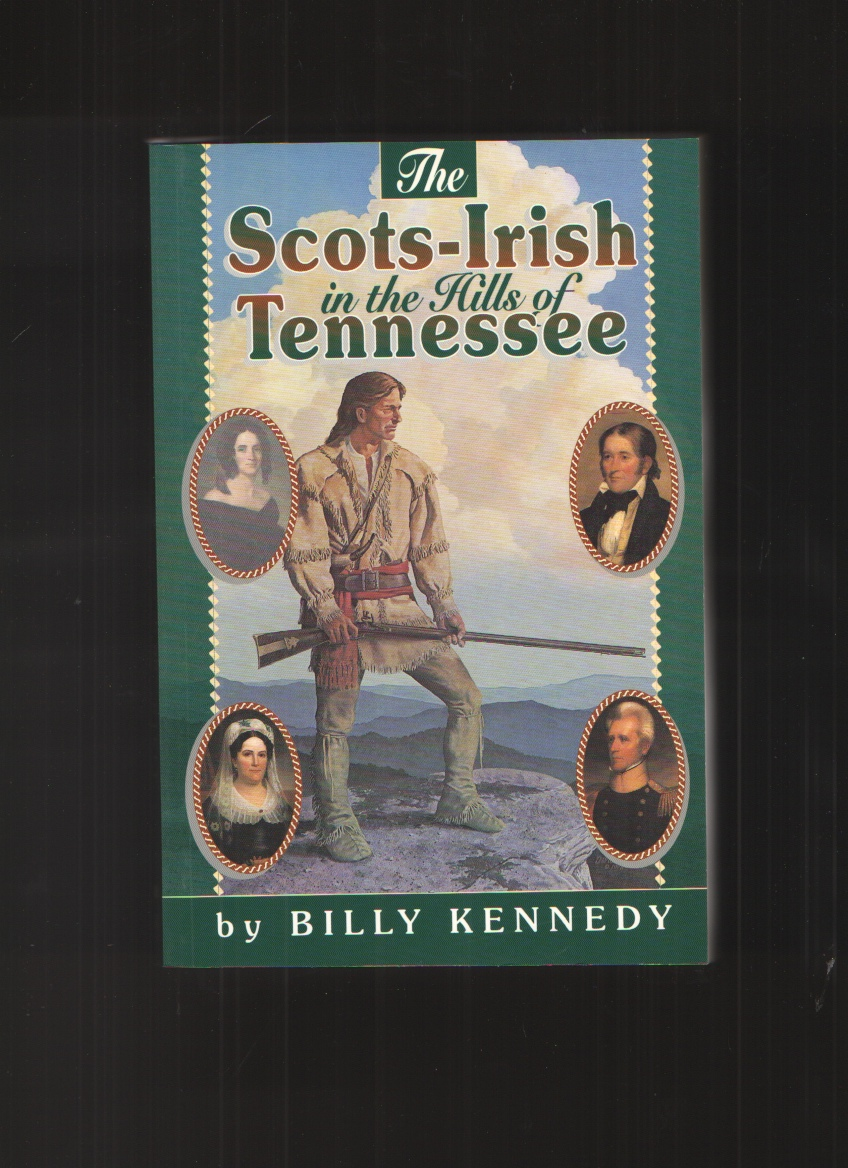 Image for Scots-Irish in the Hills of Tennessee