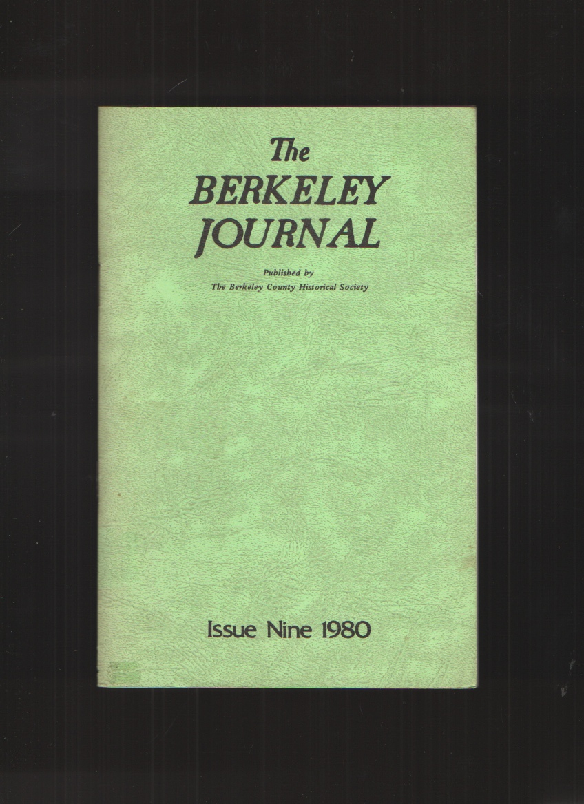 Image for The Berkeley Journal, Issue Nine 1980 West Virginia